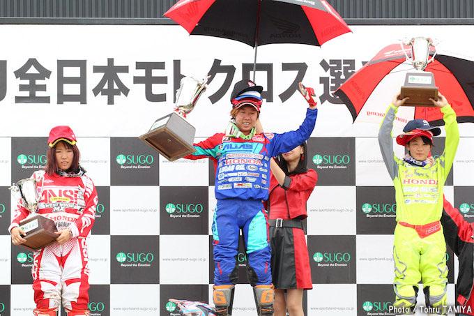 2017年 全日本モトクロス選手権 第4戦SUGO大会