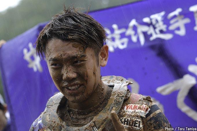2017年 全日本モトクロス選手権 第9戦第55回MFJグランプリモトクロス大会