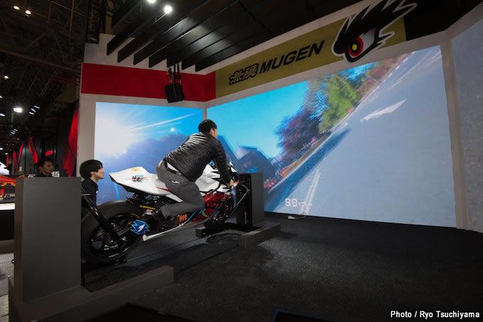 バイク乗りでも楽しめた東京オートサロンの画像