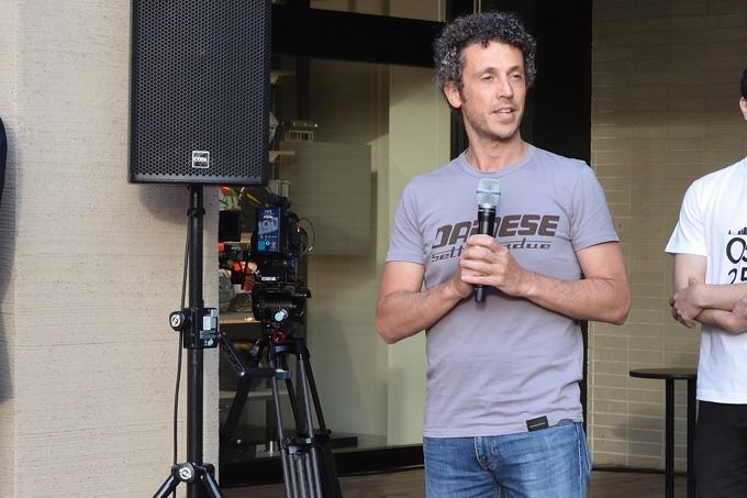ジャコモ・アゴスチーニ氏をゲストに迎えた「ダイネーゼ台場」移転リニューアル記念イベントの画像04
