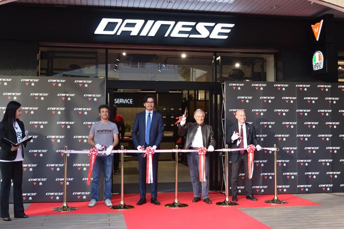 ジャコモ・アゴスチーニ氏をゲストに迎えた「ダイネーゼ台場」移転リニューアル記念イベントの画像05