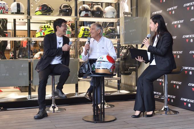 ジャコモ・アゴスチーニ氏をゲストに迎えた「ダイネーゼ台場」移転リニューアル記念イベントの画像14