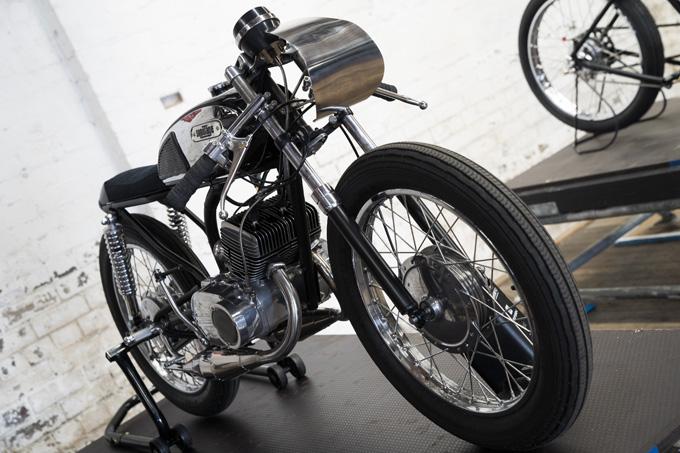シドニーで開催されたカスタムバイクイベント「Throttle Roll(スロットル・ロール)」レポートの画像04