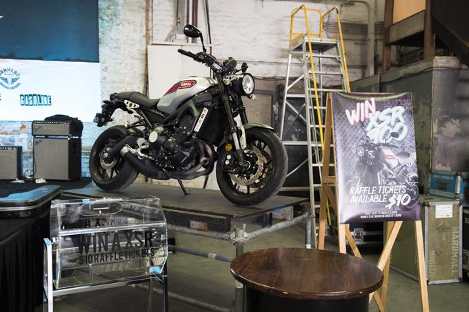 シドニーで開催されたカスタムバイクイベント「Throttle Roll(スロットル・ロール)」レポートの画像