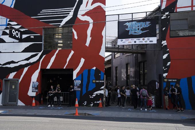 シドニーで開催されたカスタムバイクイベント「Throttle Roll(スロットル・ロール)」レポートのメイン画像