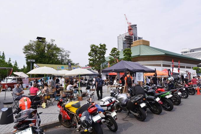 バイク業界の将来を担う、若者による若者のためのバイクイベント「NEUTRAL(ニュートラル)」の画像01
