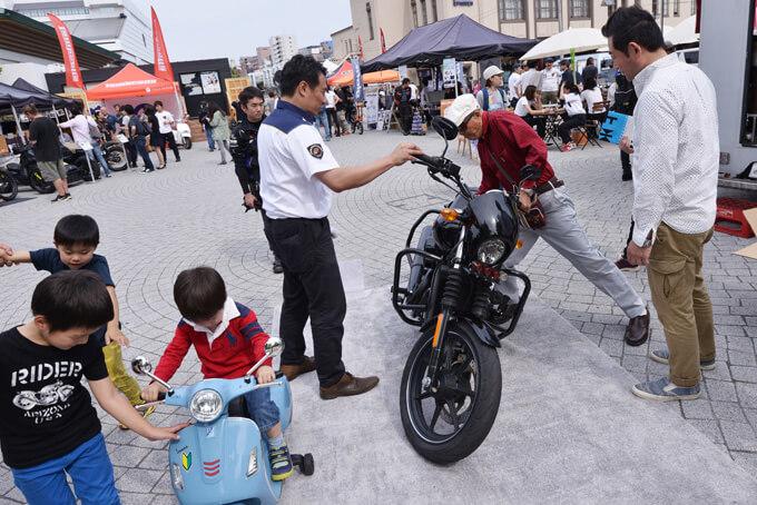 バイク業界の将来を担う、若者による若者のためのバイクイベント「NEUTRAL(ニュートラル)」の画像06