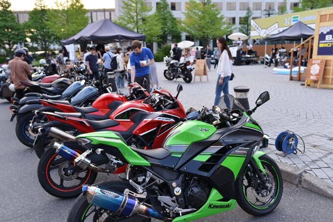 バイク業界の将来を担う、若者による若者のためのバイクイベント「NEUTRAL(ニュートラル)」の画像11