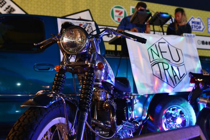 バイク業界の将来を担う、若者による若者のためのバイクイベント「NEUTRAL(ニュートラル)」のメイン画像