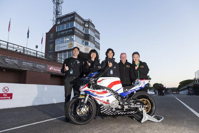 マン島TT 2019、TT-ZEROクラスの表彰台を日本人エントラントが独占!の画像01