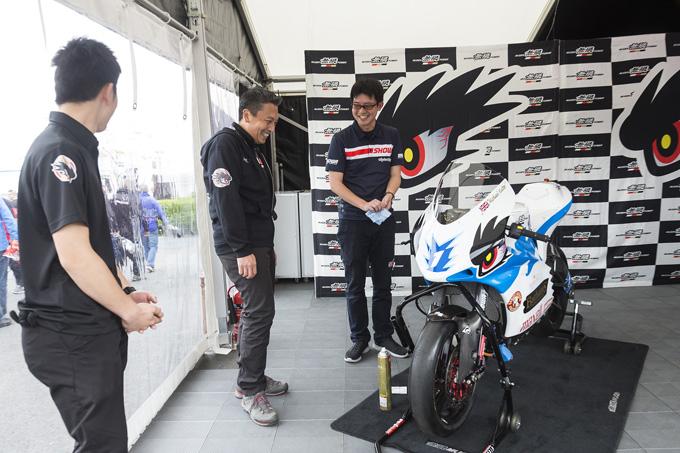 マン島TT 2019、TT-ZEROクラスの表彰台を日本人エントラントが独占!の画像04