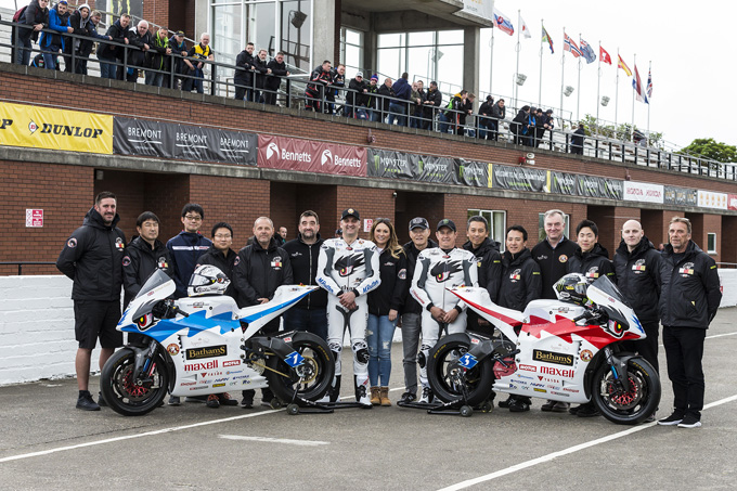 マン島TT 2019、TT-ZEROクラスの表彰台を日本人エントラントが独占!の画像