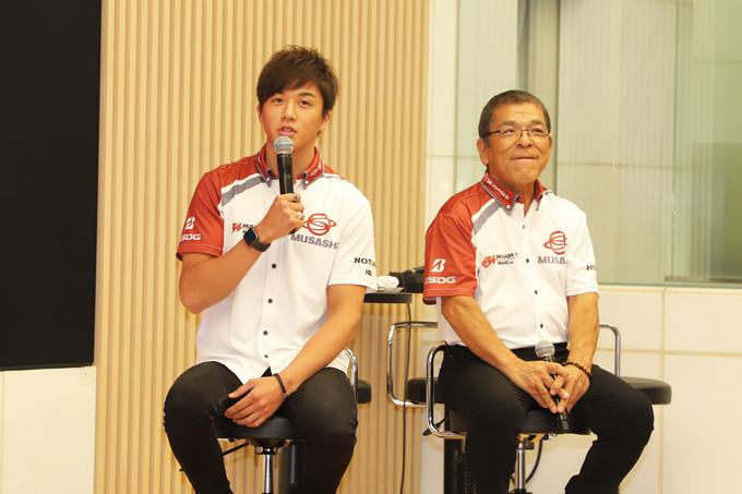 ホンダが8耐参戦3チームを集め「決勝直前! 鈴鹿8耐ファンミーティング」を開催の画像01