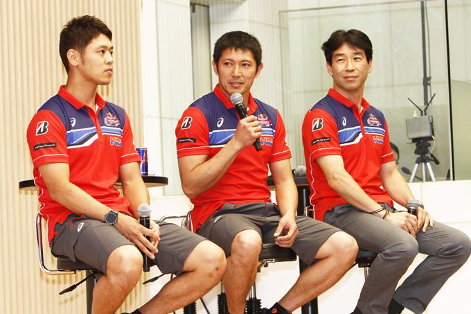 ホンダが8耐参戦3チームを集め「決勝直前! 鈴鹿8耐ファンミーティング」を開催の画像03