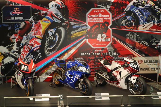 ホンダが8耐参戦3チームを集め「決勝直前! 鈴鹿8耐ファンミーティング」を開催の画像10