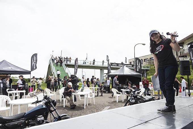 【モトグッツィ】箱根で催されたグッツィファンの集い「MOTO GUZZI EAGLE DAY JAPAN 2019」レポートの画像05