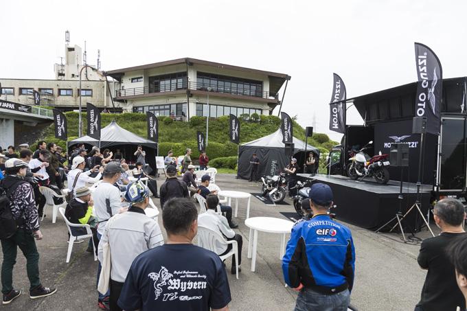 【モトグッツィ】箱根で催されたグッツィファンの集い「MOTO GUZZI EAGLE DAY JAPAN 2019」レポートの画像09