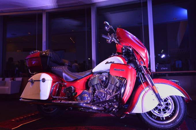 インディアンモーターサイクルを取り扱う「ポラリスジャパン グランドオープニングパーティー」レポートの画像10