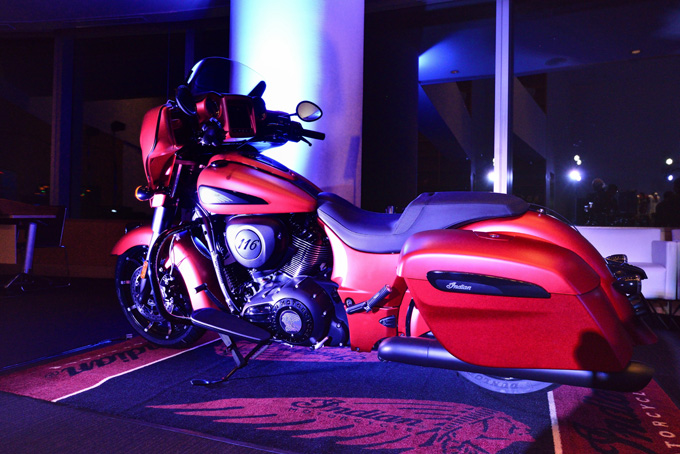 インディアンモーターサイクルを取り扱う「ポラリスジャパン グランドオープニングパーティー」レポートの画像11
