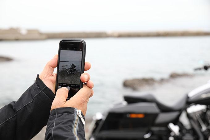 iphoneを使ってSNS映えするカッコいいバイク写真を撮ろう‼の画像01