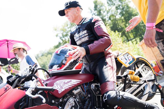 ドラッグレースを中心としたドイツのカスタムバイクイベント「2019Glemseck101/グレムセック・ワンオーワン」の画像04