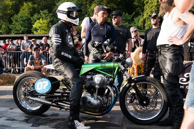 ドラッグレースを中心としたドイツのカスタムバイクイベント「2019Glemseck101/グレムセック・ワンオーワン」の画像07