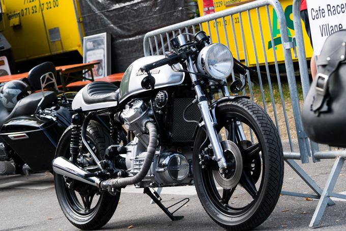ドラッグレースを中心としたドイツのカスタムバイクイベント「2019Glemseck101/グレムセック・ワンオーワン」の画像20