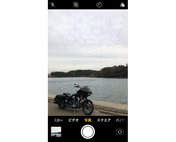 iPhoneを使ってSNS映えするカッコいいバイク写真を撮ろう‼/第二回 構図追求編の画像07
