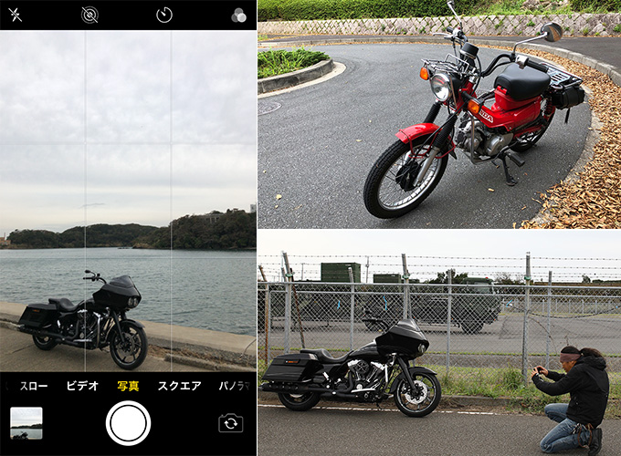 iPhoneを使ってSNS映えするカッコいいバイク写真を撮ろう‼/第二回 構図追求編のメイン画像