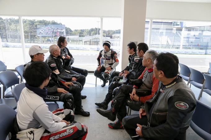 初心からベテランまで「安全に楽しめる」がコンセプト! 195名が集まったKUSHITANI RIDING MEETINGの画像08
