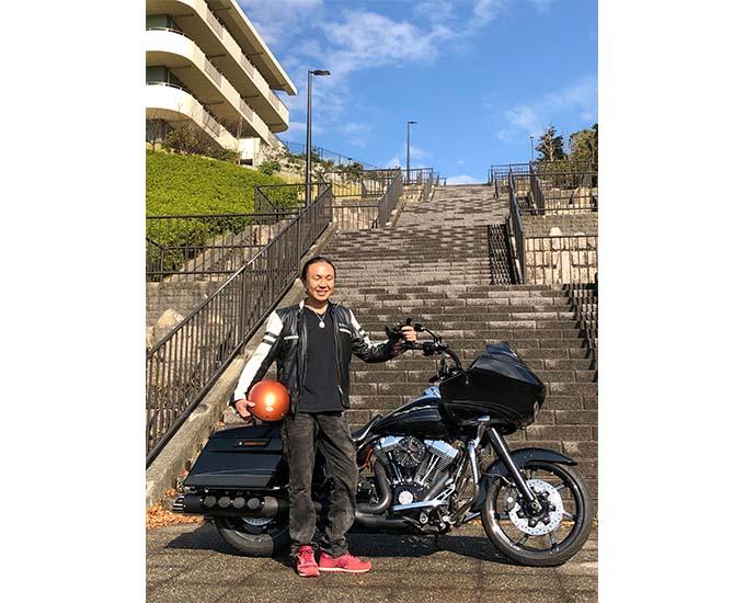 iPhoneを使ってSNS映えするカッコいいバイク写真を撮ろう‼/第四回 バイクとヒト編の画像03