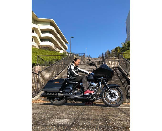 iPhoneを使ってSNS映えするカッコいいバイク写真を撮ろう‼/第四回 バイクとヒト編の画像01