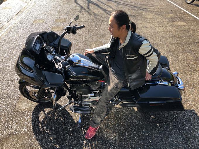 iPhoneを使ってSNS映えするカッコいいバイク写真を撮ろう‼/第四回 バイクとヒト編の画像05