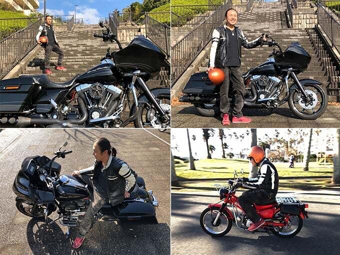 iPhoneを使ってSNS映えするカッコいいバイク写真を撮ろう‼/第四回 バイクとヒト編のメイン画像