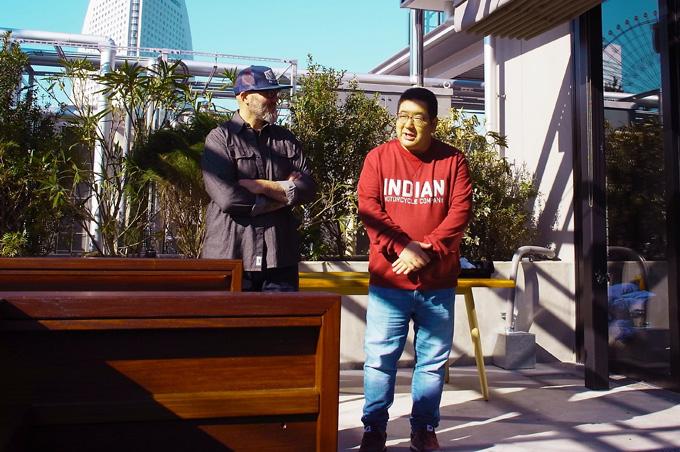 インディアンのFTRが横浜に集結!「第一回FTRオーナーズミーティング」レポートの画像04