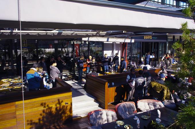 インディアンのFTRが横浜に集結!「第一回FTRオーナーズミーティング」レポートの画像08