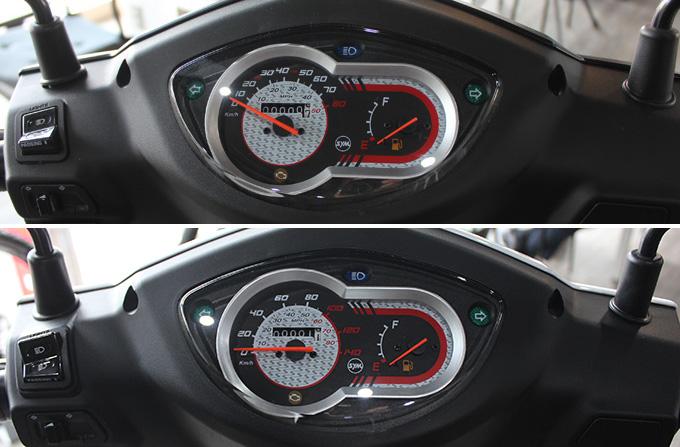 SYM車両の国内販売が復活! まずはEURO4をクリアするOrbit III 50/125からの画像11