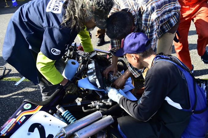 日本で一番熱い草レースの最高峰「テイスト・オブ・ツクバ(T.O.T)」にマッハで参戦 /#02の画像08