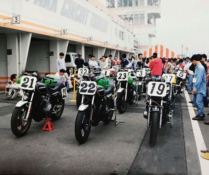 日本で一番熱い草レースの最高峰「テイスト・オブ・ツクバ(T.O.T)」にマッハで参戦 /#03の画像01
