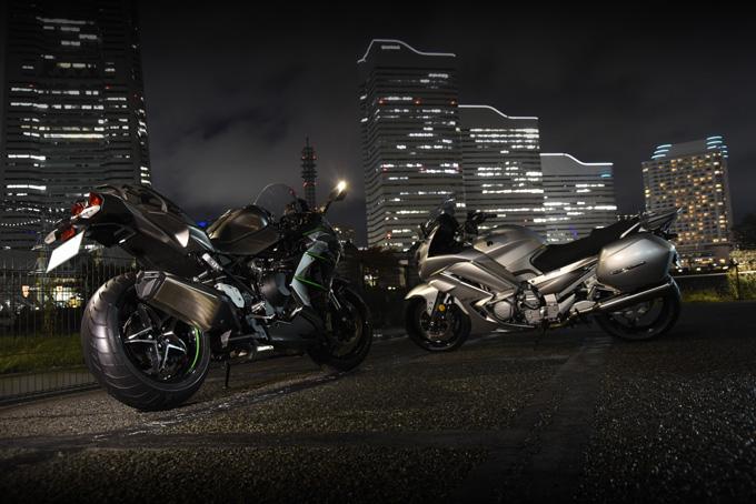 疲れにくいタイヤとは!? ツーリングタイヤの新基準になる可能性を秘めたダンロップ「SPORTMAX ROADSMART Ⅳ」が登場の画像06