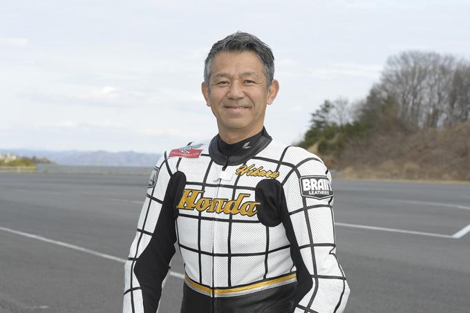 """""""ホンダのNSR500やNS500が目の前を走った!!"""