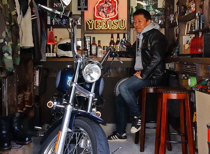 【新型コロナに負けるな!ガレージライフ】キットで造るカッコいいバイクガレージ!!のメイン画像