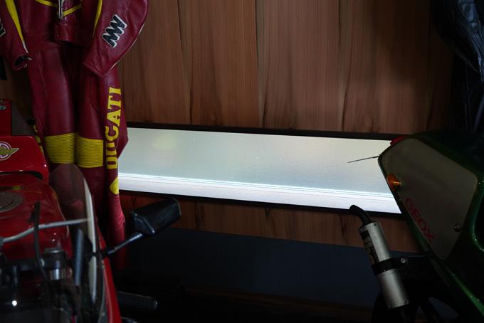 """【新型コロナに負けるな!ガレージライフ】木材のスペシャリストが徹底的に素材にこだわり、""""和""""の雰囲気を大切にしたガレージを作り上げたの画像07"""