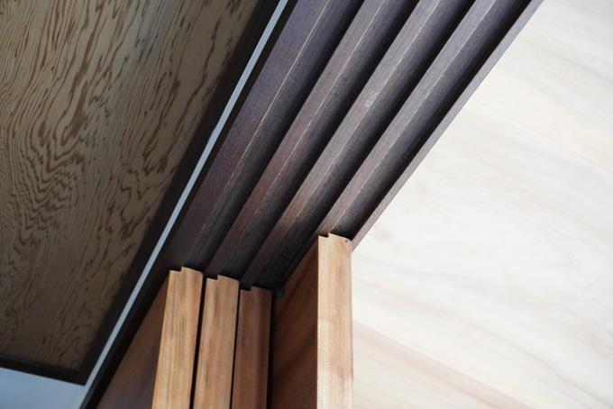 """【新型コロナに負けるな!ガレージライフ】木材のスペシャリストが徹底的に素材にこだわり、""""和""""の雰囲気を大切にしたガレージを作り上げたの画像06"""