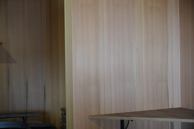 """【新型コロナに負けるな!ガレージライフ】木材のスペシャリストが徹底的に素材にこだわり、""""和""""の雰囲気を大切にしたガレージを作り上げたの画像10"""
