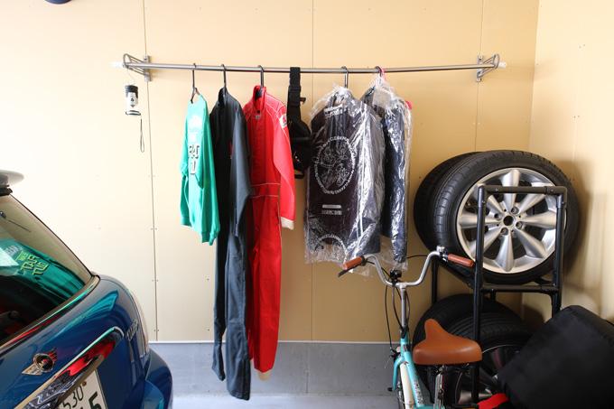 【【新型コロナに負けるな!ガレージライフ】住居とクルマ・バイク用の月極駐車場をひとつにまとめた快適ガレージライフ!の画像04
