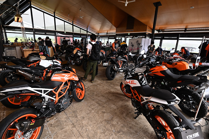 KTM&ハスクバーナ・モーターサイクルズの最新モデルを南箱根で乗りつくす、試乗会レポートの画像02
