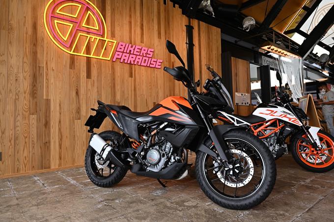 KTM&ハスクバーナ・モーターサイクルズの最新モデルを南箱根で乗りつくす、試乗会レポートの画像07