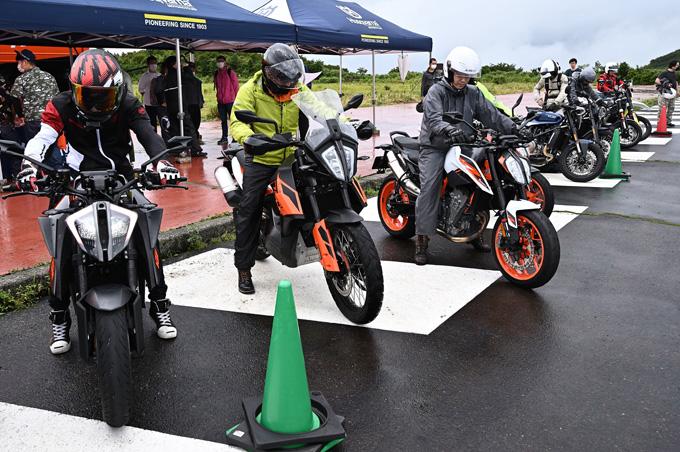 KTM&ハスクバーナ・モーターサイクルズの最新モデルを南箱根で乗りつくす、試乗会レポートの画像09