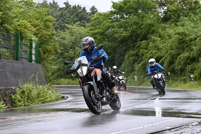KTM&ハスクバーナ・モーターサイクルズの最新モデルを南箱根で乗りつくす、試乗会レポートの画像11